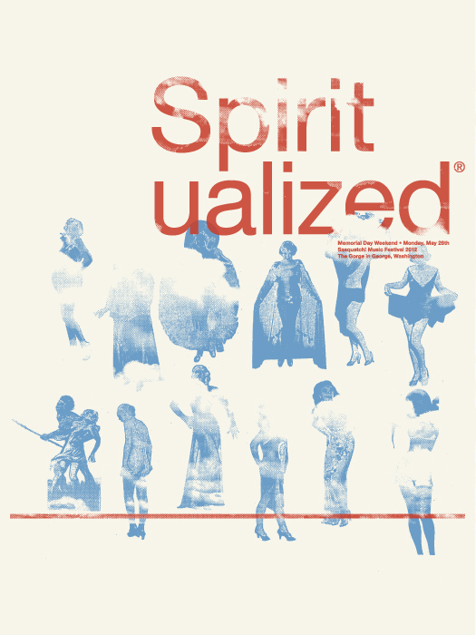 Spiritualized; Poster